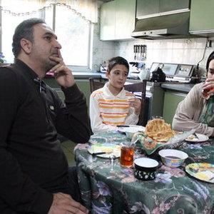 حمید فرخ نژاد  و  پریوش نظریه در فیلم سینمایی یاسین