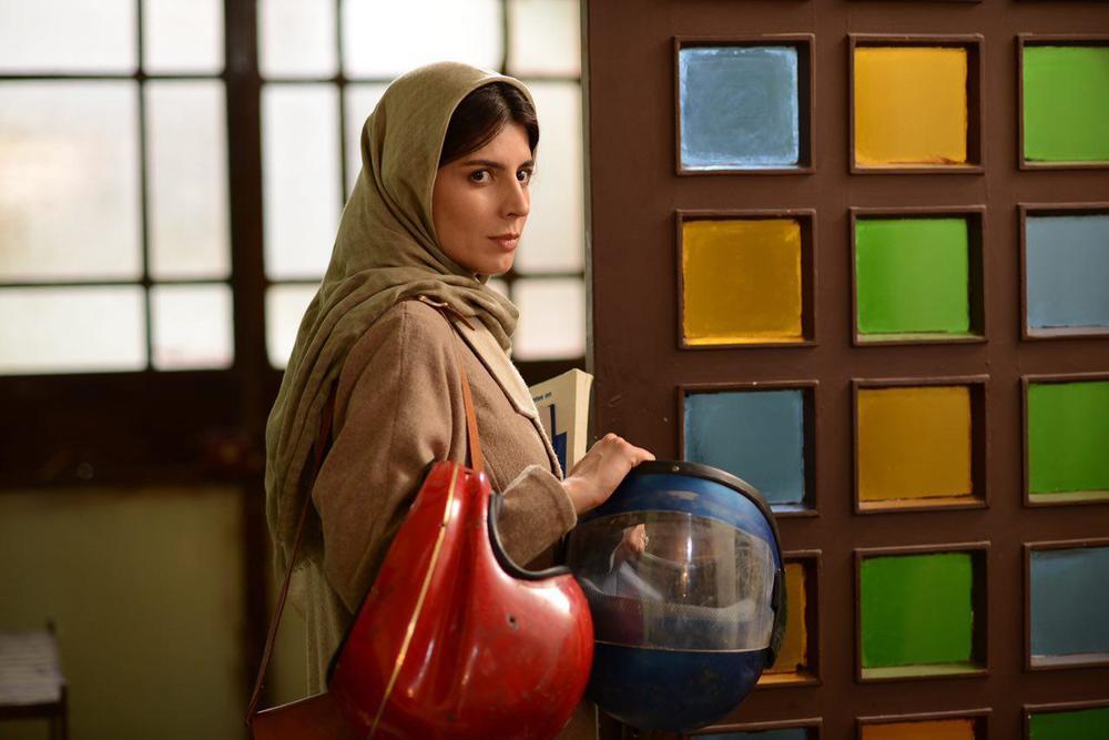 لیلا حاتمی در «بمب یک عاشقانه»