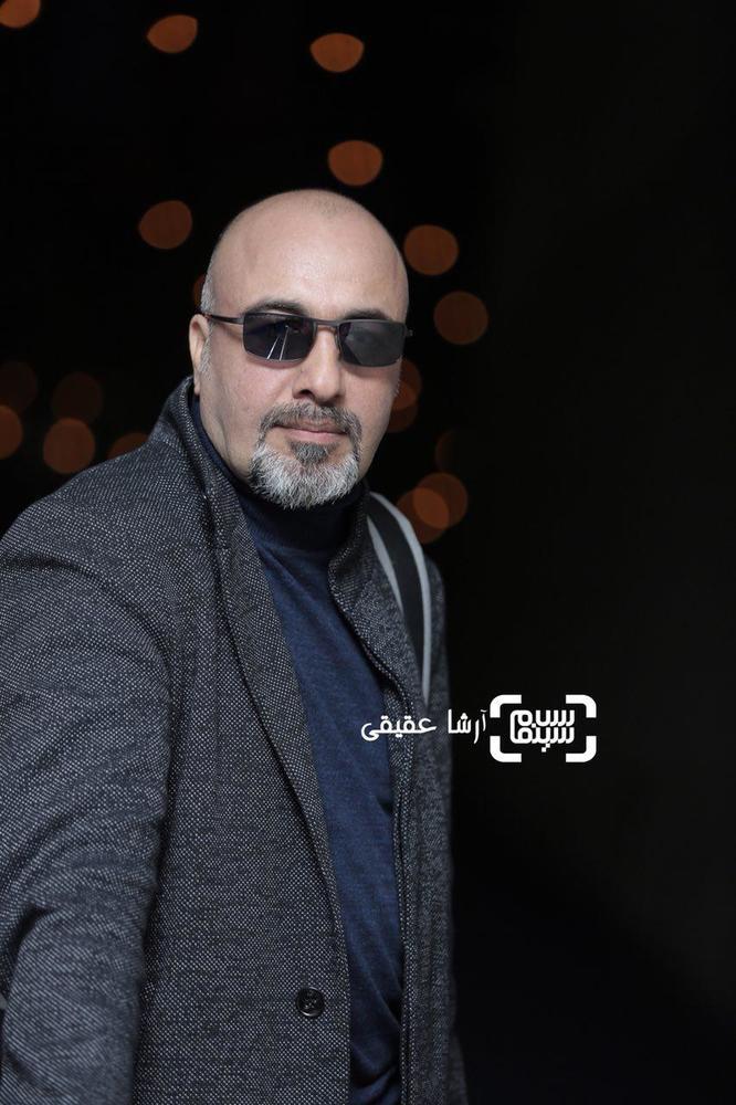 رضا عطاران در اکران فیلم سینمایی «مصادره» در کاخ رسانه سی و ششمین جشنواره فیلم فجر