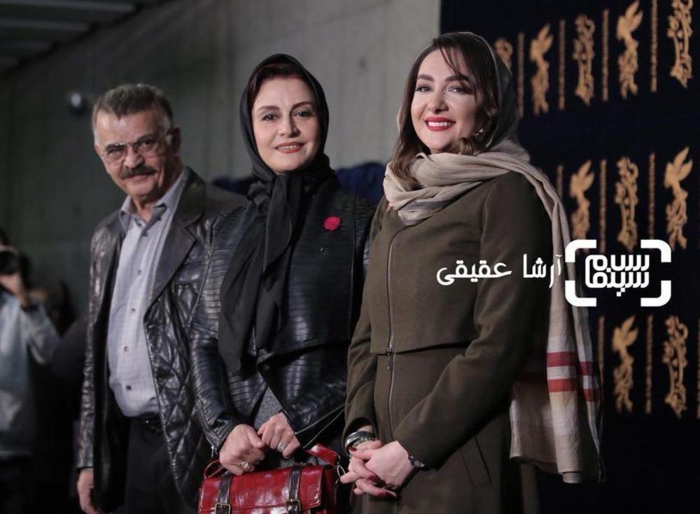 فتوکال فیلم «سوءتفاهم» در کاخ رسانه سی و ششمین جشنواره فیلم فجر
