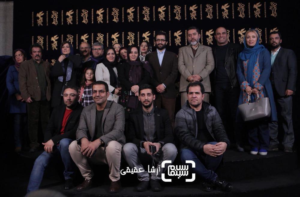 اکران فیلم «دارکوب» در کاخ رسانه جشنواره فیلم فجر36