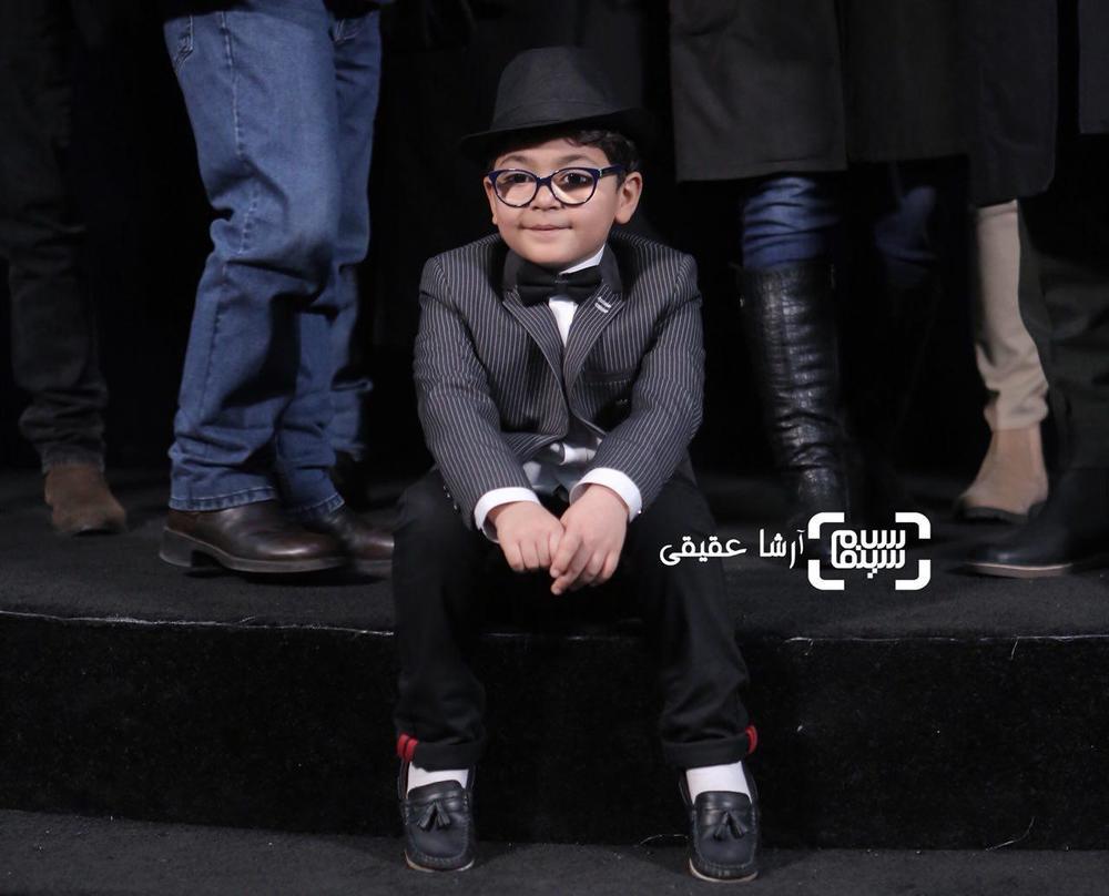سام ولی پور در فتوکال فیلم «کار کثیف» در سی و ششمین جشنواره فیلم فجر