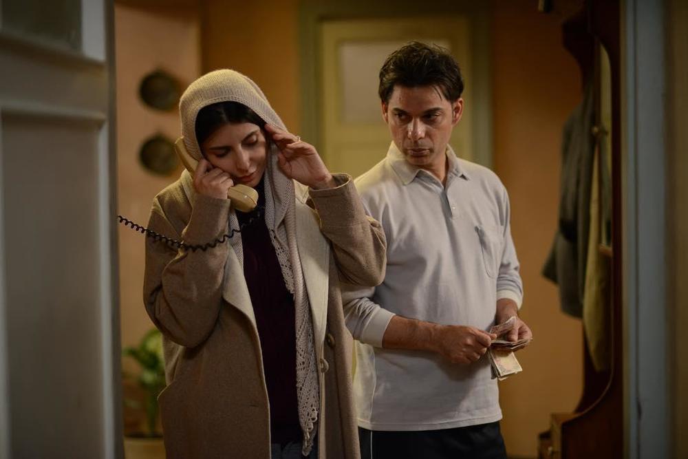 لیلا حاتمی و پیمان معادی در فیلم «بمب یک عاشقانه»