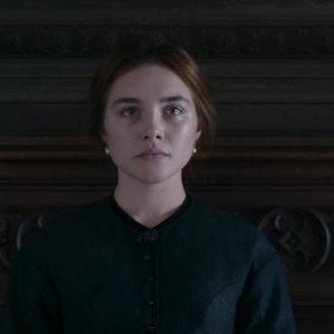 نمایی از فیلم «خانم مکبث »( Lady Macbeth ) با بازی فلورانس پو
