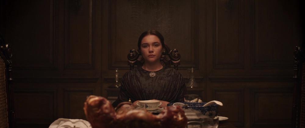 فلورانس پو در فیلم عاشقانه «خانم مکبث »( Lady Macbeth )