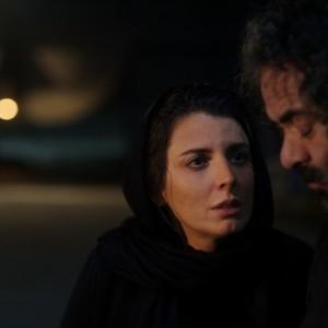 لیلا حاتمی و حسن معجونی در فیلم سینمایی«خوک»