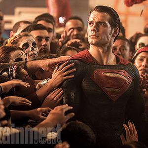 هنری کویل در نقش سوپرمن