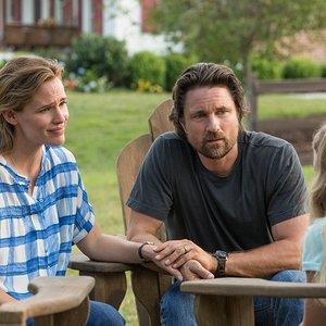 جنیفر گارنر, مارتین هندرسون و کیلی راجرز در فیلم خانوادگی درام« معجزه هایی از بهشت»