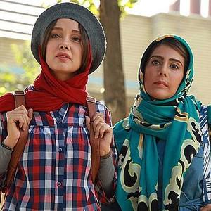 شهره قمر و آزاده شمس در فیلم «باغ بهشت»