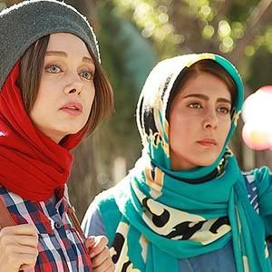 شهره قمر و آزاده شمس در فیلم سینمایی «باغ بهشت»