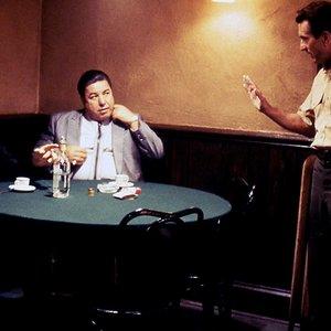 رابرت دنیرو, چاز پالمینتری, فرانسیس کاپرا و کلم کازرتا در فیلم سینمایی جنایی « داستانی از برانکس »