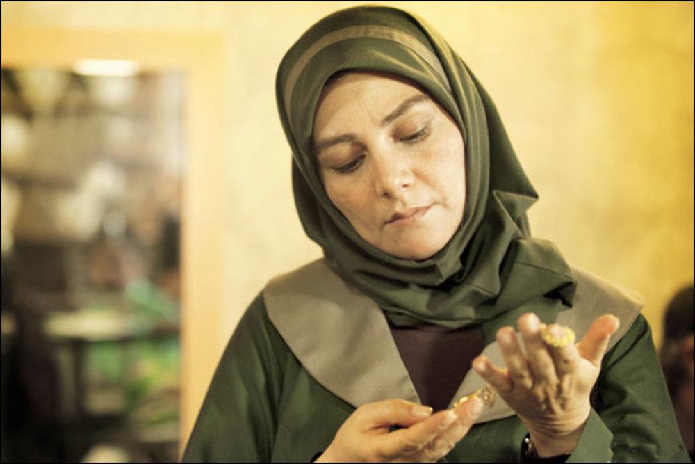 هنگامه قاضیانی در فیلم «به تهران خوش آمدید»