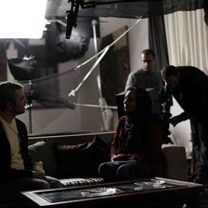 پشت صحنه فیلم سایه روشن