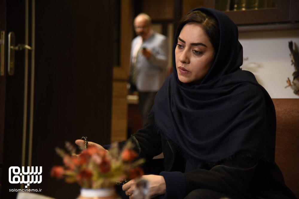 بهاره کیان افشار در سریال «گلشیفته»