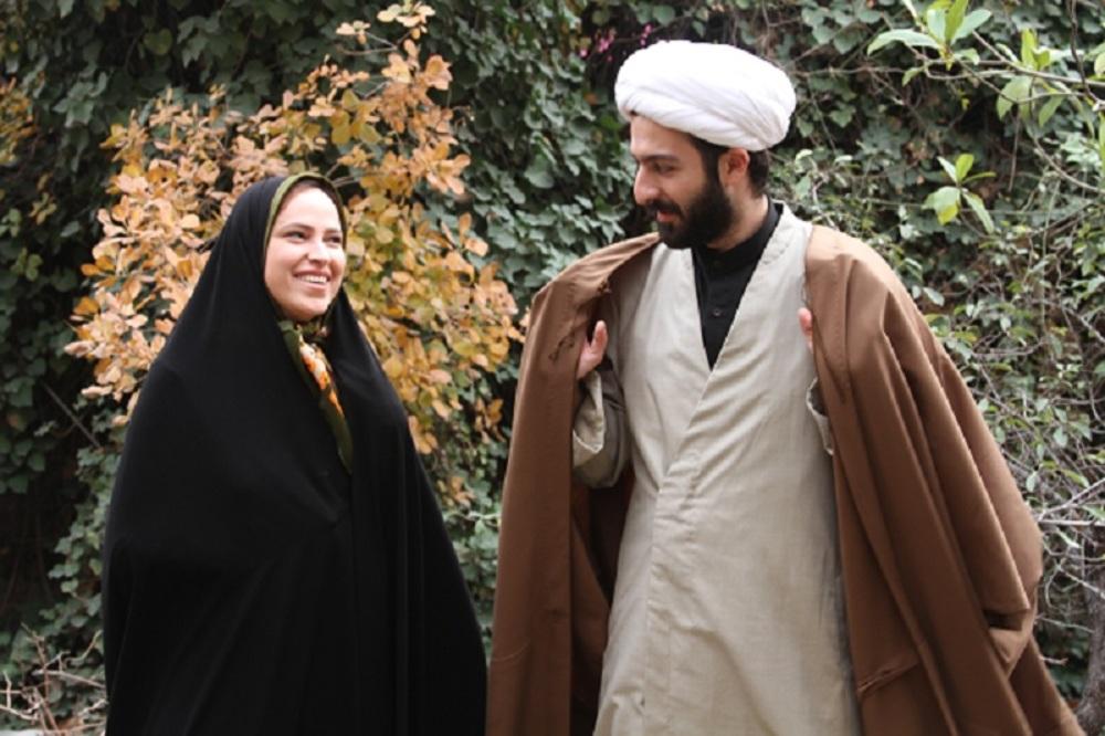 حسام محمودی و شیرین اسماعیلی در فیلم «حق سکوت»
