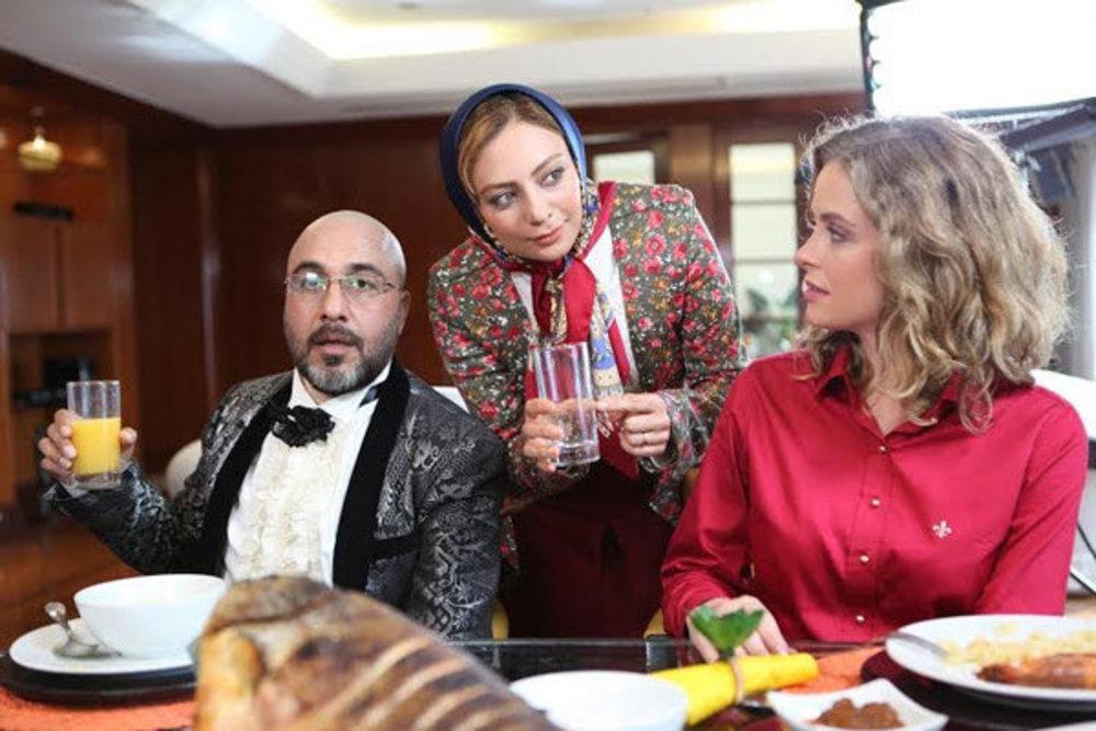 فیلم آی ام نات سالوادور با بازی رضا عطاران و یکتا ناصر