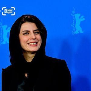 لیلا حاتمی در  فتوکال فیلم «خوک» در جشنواره فیلم برلین