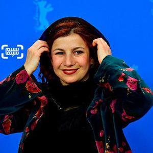 لیلی رشیدی در  فتوکال فیلم «خوک» در جشنواره فیلم برلین