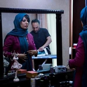 آیدا کیخایی و علی سرابی در فیلم خشکسالی و دروغ ساخته پدرام علیزاده