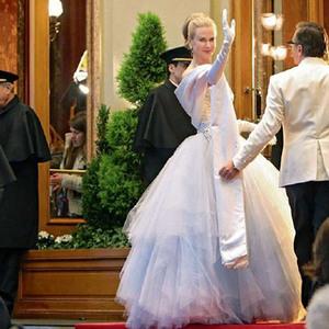 نیکول کیدمن در فیلم گریس از موناکو(Grace of Monaco)