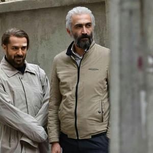 هادی حجازی فر و احمد مهران فر در فیلم «کاتیوشا»