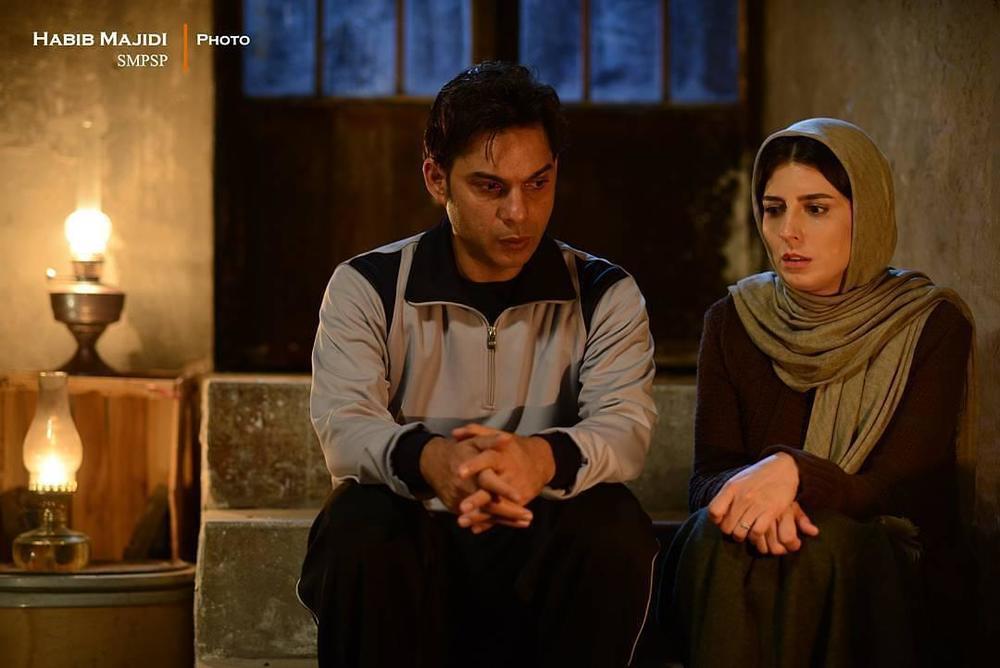 لیلا حاتمی و پیمان معادی در فیلم سینمایی «بمب یک عاشقانه»