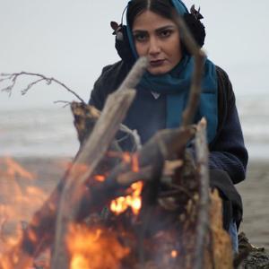 سمیرا حسن پور در فیلم «چند کیلو خرما برای مراسم تدفین»