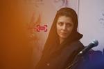 لیلا حاتمی در اکران فیلم «سوءتفاهم» در سی و ششمین جشنواره فیلم فجر