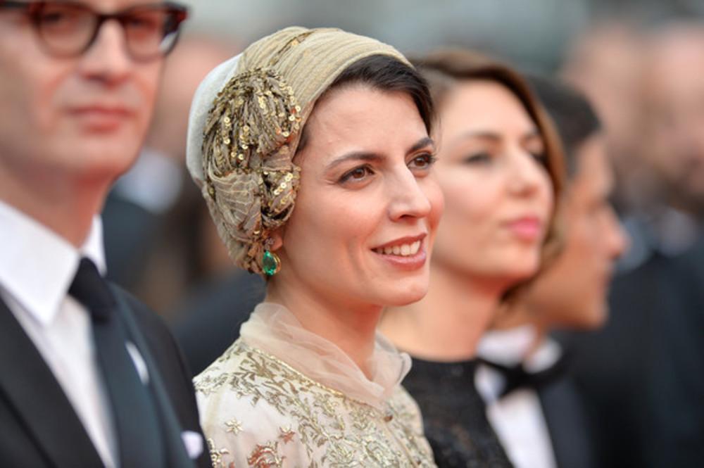 لیلا حاتمی در فرش قرمز فیلم گریس از موناکو(Grace of Monaco) و افتتاحیه شصت و هفتمین جشنواره فیلم کن