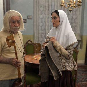 میترا حجار و سعید پورصمیمی در فیلم «نرگس مست»