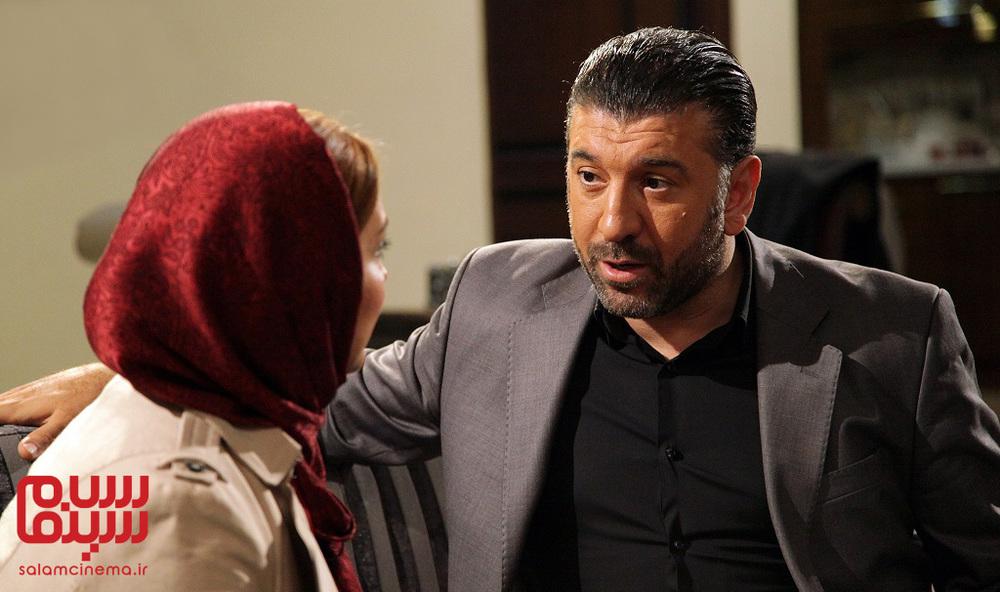 علی انصاریان در فیلم سینمایی «عشق و خیانت»
