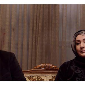 علی مصفا و هانیه توسلی در فیلم «گرگ بازی»