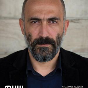 تست گریم هادی حجازی فر برای سریال «ممنوعه»