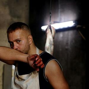 میلاد کی مرام در فیلم «روسی»