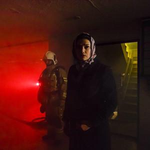 لادن مستوفی در فیلم «چهل و هفت»