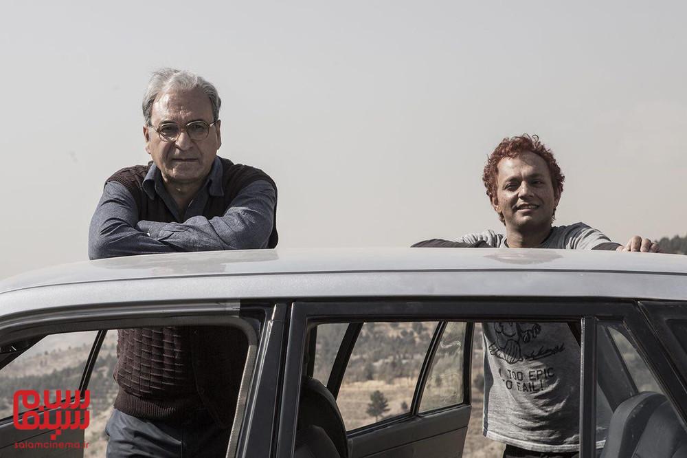 حمید فرخ نژاد و صابر ابر در فیلم سینمایی «بی حساب»