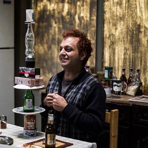 صابر ابر در فیلم سینمایی «بی حساب»