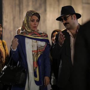 سارا بهرامی و مهران احمدی در «ساخت ایران2»