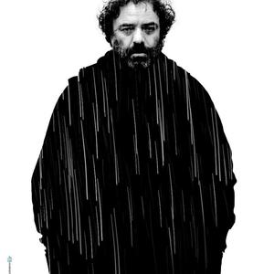 پوستر بین المللی فیلم «بی نامی» با بازی حسن معجونى