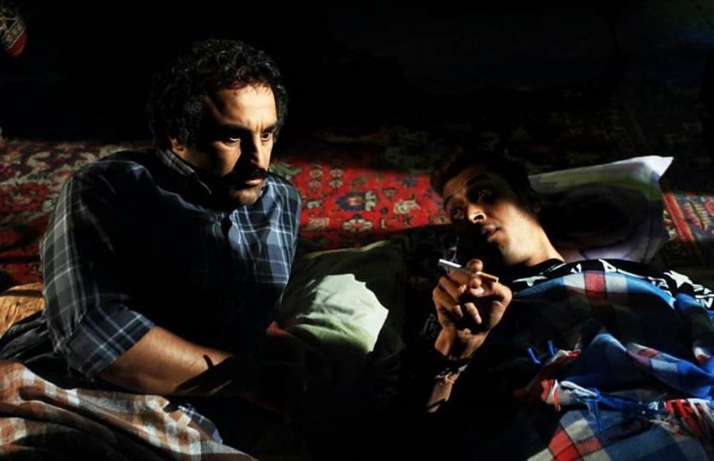 محسن تنابنده و بهرام افشاری در سریال «پایتخت 5»