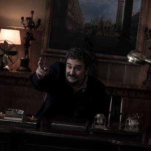 مهران احمدی در فیلم «آشفته گی»