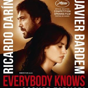 پوستر فیلم «همه می دانند»