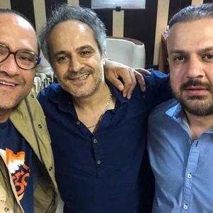 رامبد جوان، پرویز شهبازی و محمد شایسته در پیش تولید فیلم «طلا»