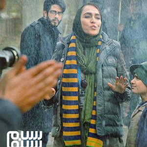 پوریا شکیبایی و سحر صباغ سرشت در فیلم سینمایی «مشمشه»