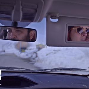 مریم مقدم و بهتاش صناعی ها در نمایی از فیلم «موریانه»