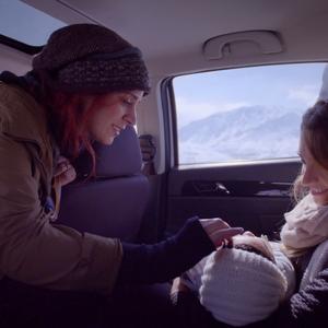 مریم مقدم و نهال دشتی در فیلم «موریانه»