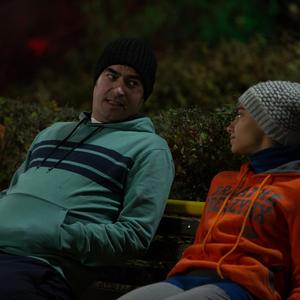 ستایش محمودی و شهاب حسینی در فیلم «نبات»