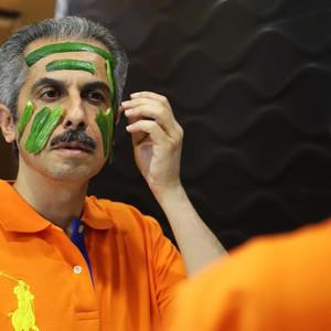 جواد رضویان در فیلم «لازانیا»