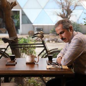 جواد رضویان در فیلم سینمایی «لازانیا»