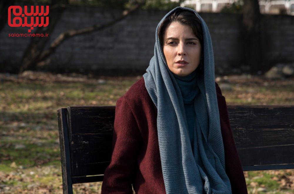 لیلا حاتمی در فیلم سینمایی «حکایت دریا»